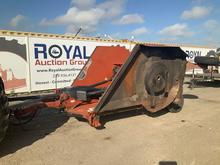 2015 Rhino Epic 4150-3 15ft Batwing Rotary Cutter