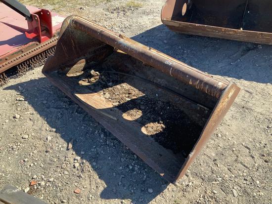 64in Excavator Grading Bucket