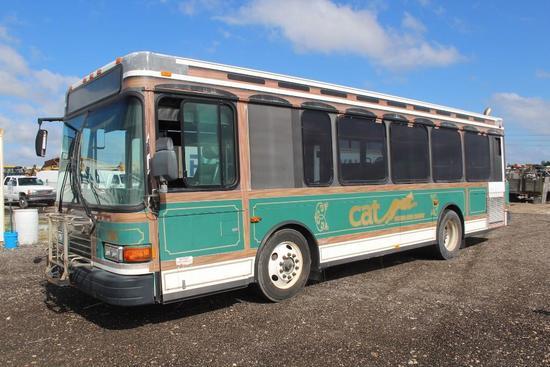2005 Gillig G29E102R2 28+21 Passenger 29-ft. Transit Bus