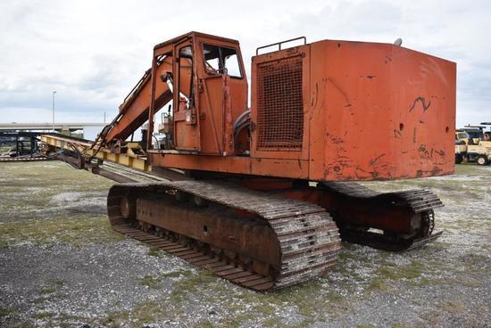 Koehring LoDrill Hydraulic Excavator