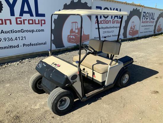 EZ Go 2 Passenger Electric Golf Cart