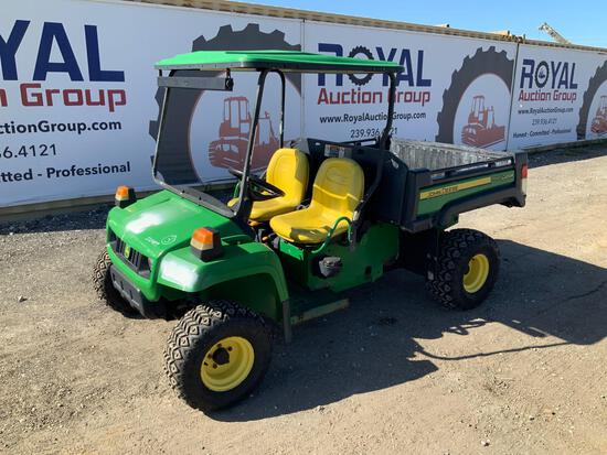 John Deer TX Gator Dump Cart