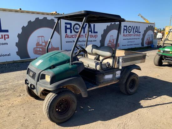 Club Car 4x4 Dump Cart