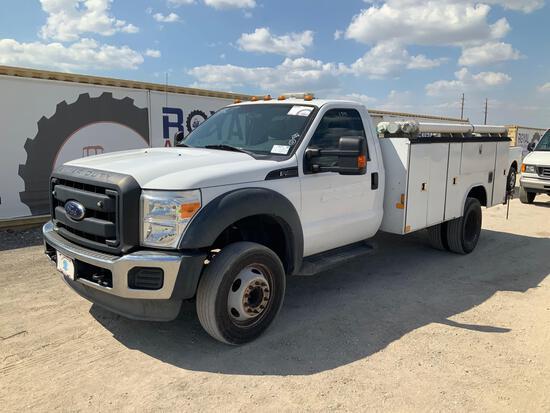 2014 Ford F-450 Super Duty Service Truck