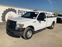 2012 Ford F-150 Pickup Truck