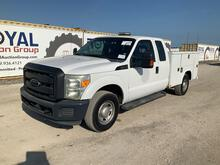 2012 Ford F-250 Extended Cab Service Truck