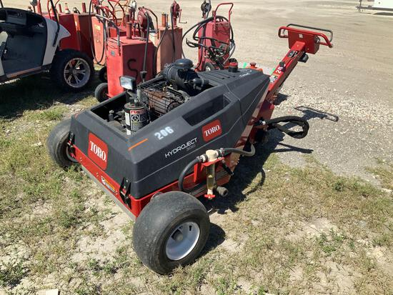 Toro HydraJect 3010 Walk Behind Injector