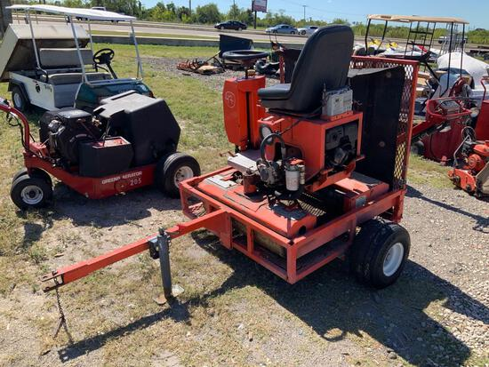 Salsco Sod Roller with Trailer