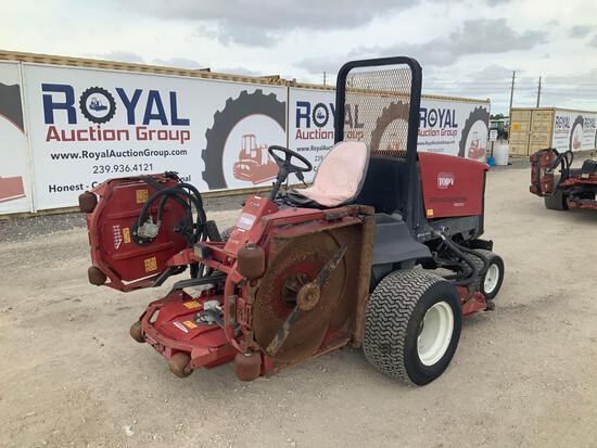 Toro Groundsmaster 4500-D 4x4 Commercial Rotary Mower