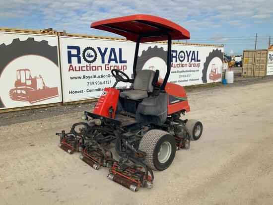 Jacobsen Commercial Diesel Hydraulic Reel Mower