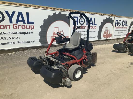 Toro Greensmaster 3320 TriFlex Hybrid Reel Mower