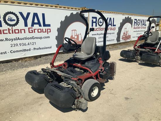 Toro Greensmaster Commercial Reel Mower