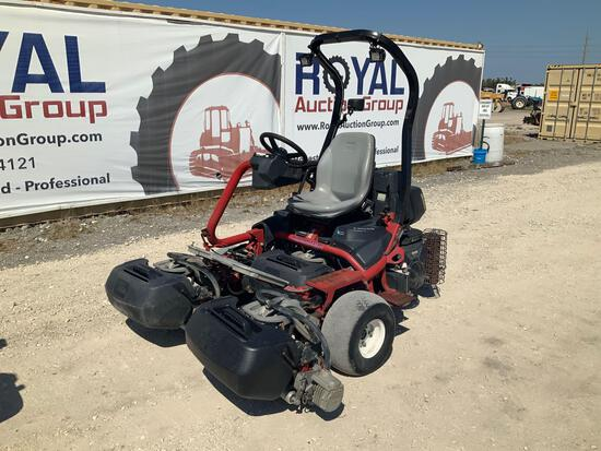 Toro Commercial Reel Mower