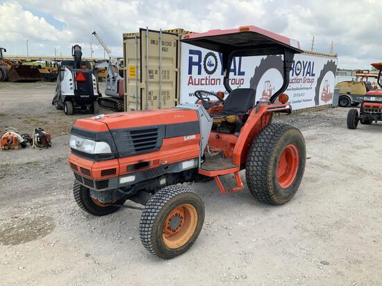 Kubota L4310 4WD Utility Tractor