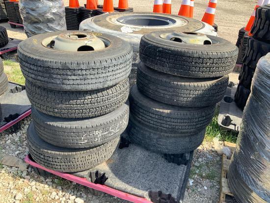 8 8.75R16LT Tires