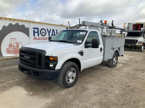 2008 Ford F-350 ServiceTruck