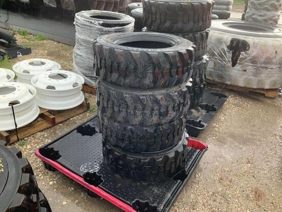 4 Unused 12-16.5 Tires