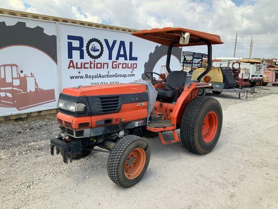 Kubota L3710 4WD Utility Tractor