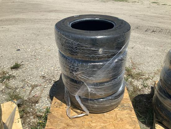 Four 245/70R17 Tires