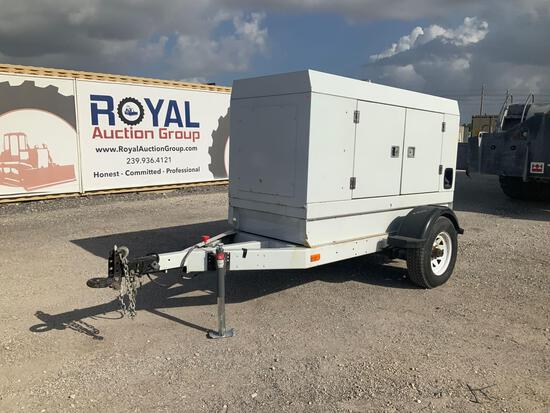 Wacker G70 58KW Towable Generator