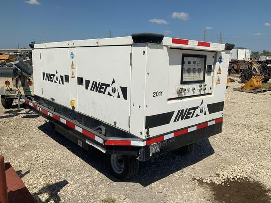 2012 Inet MDG5-90-28 72KW Ground Power Unit