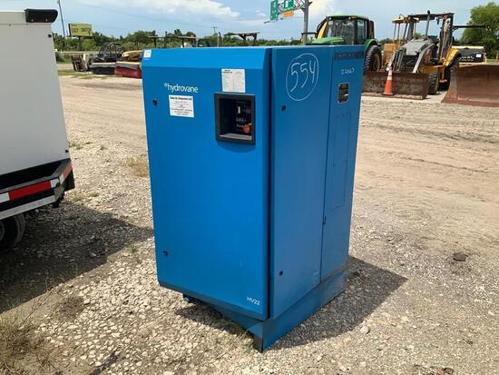 Hydrovane HVFR2B Electric Air Compressor