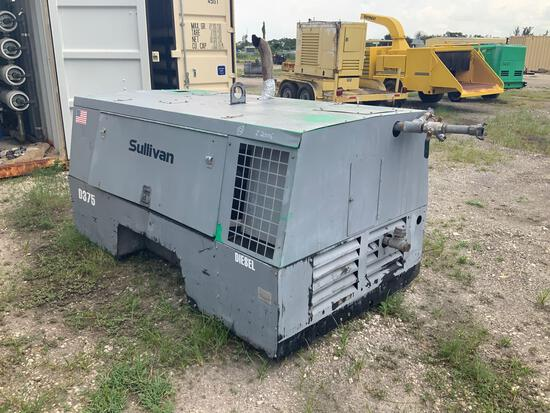 Sullivan DF375PDJDSB Air Compressor