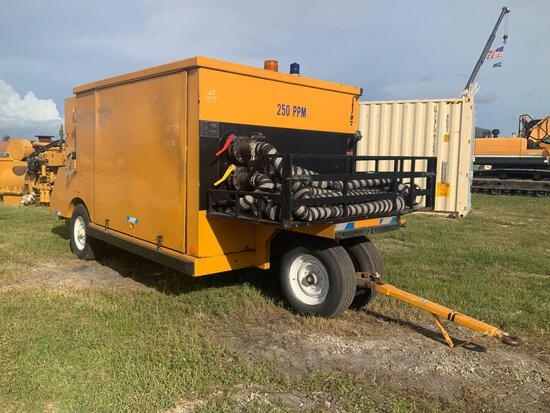 1995 Stewart & Stevenson Aircraft Ground Equipment Air Compressor