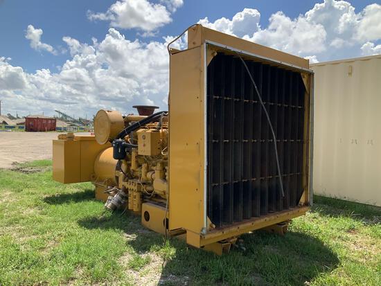 Caterpillar SR4 900KW Diesel Generator