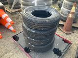 Four Unused 225/75R15 Tires