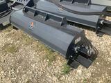 Unused 72in Skid Steer Hydraulic Tiller