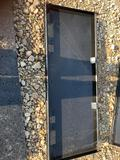 Skid Steer Attachment Plate Cover