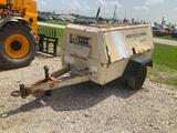 Ingersoll Rand Tow Behind Air Compressor