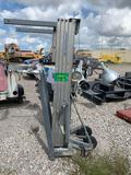 Genie SLC24 Material Duct Lift