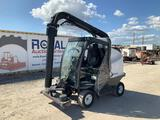 2018 Madvad LR50 Compact Diesel Sweeper