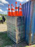250 Unused 28in Road Safety Cones