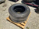 Two 225/75R16 Tires