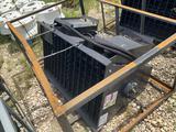 Unused Skid Steer Hydraulic Concrete Mixing Bucket