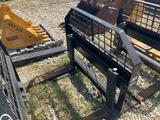 Unused JBX 4000lb Skid Steer Forks