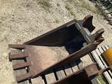 18in Excavator Digging Bucket with Teeth