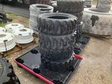 4 Unused 10-16.5 Tires