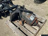 Lowe SK150H Hydraulic Auger Attachment