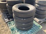 Four Unused 235/85R16 Tires