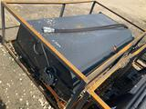 Unused 72in Skid Steer Sweeper Attachment