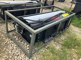 Unused Skid Steer Vibratory Roller Attachment