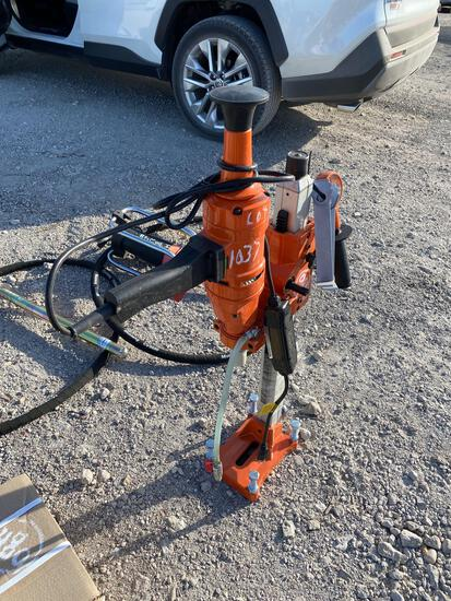Unused Mustang Electric Core Drill