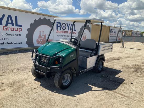 Club Car Carryall 300 Aluminum Dump Cart