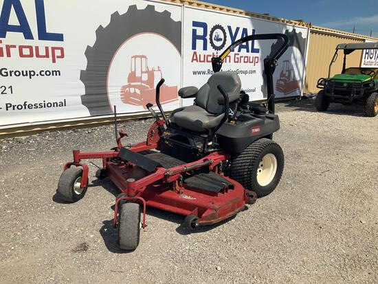 Toro Z Master 60in Zero Turn Commercial Mower