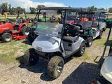 Ez-Go Lifted Electric Golf Cart