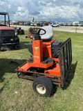 Smithco Turf and Sod Roller with Trailer